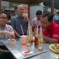 Photo taken at Food Court Lt.9 Menara Jamsostek by Dandy K. on 4/3/2012