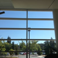Photo taken at Woodside High School by Kei Y. on 9/2/2012
