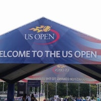 Photo taken at US Open Tennis Championships by Sharon @SBrindy on 9/4/2012