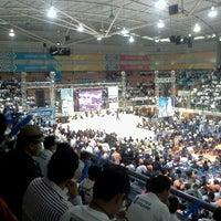 Photo taken at Complejo Panamericano de Voleibol by Carlos Z. on 12/3/2011