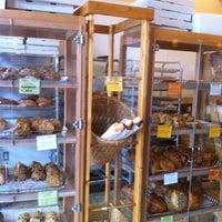 Photo taken at Arizmendi Bakery Panaderia & Pizzeria by Koji H. on 7/30/2012