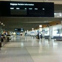 Photo taken at T3 Qantas Domestic Terminal by Tim S. on 2/15/2012