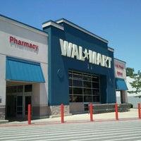 Photo taken at Walmart by Vicki D. on 7/27/2011