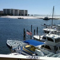 Photo taken at AJ's Seafood & Oyster Bar by Jim M. on 10/23/2011