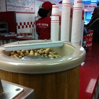 Photo taken at Five Guys by Frank  V. on 12/23/2010