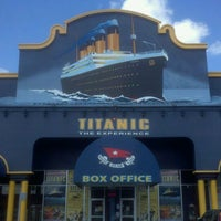 Photo taken at Titanic The Artifact Exhibition by Scott M. on 8/19/2011