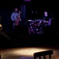 Photo taken at River Street Jazz Cafe by Jeff N. on 1/28/2012