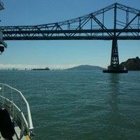 Photo taken at Richmond-San Rafael Bridge by Linda M. on 9/3/2011