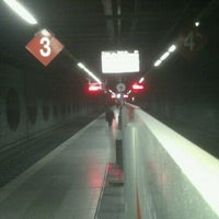 Photo taken at RENFE El Clot-Aragó by Valentina L. on 1/12/2012