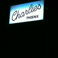 Photo taken at Charlie's by Weston A. on 9/17/2011