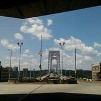 Photo taken at George Washington Bridge Bus Station by JungGuk K. on 8/16/2012