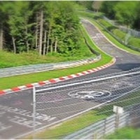 Photo taken at Nürburgring by Davaish S. on 9/4/2011