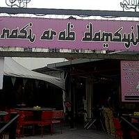 Photo taken at Nasi Arab Damsyik by Ameer M. on 7/22/2012