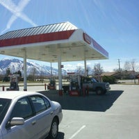 Photo taken at Gas & Go by Jacob Barlow on 3/21/2012