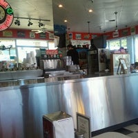 Photo taken at California Burger Co. by Ben G. on 9/5/2011