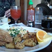 Photo taken at Mill City Café by Krissy S. on 10/29/2011