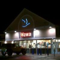 Photo taken at Wawa by Alan K. on 11/30/2011