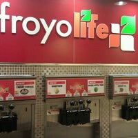 Photo taken at FroyoLife by Jake S. on 9/1/2011