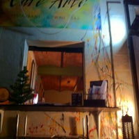 Photo taken at Cafe Arte by Sean S. on 11/29/2011