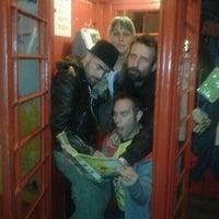 Photo taken at Wombat's City Hostel Vienna - The Base by Erdem K. on 11/7/2011
