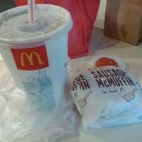 Photo taken at McDonald's by Stella C. on 1/25/2012