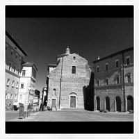 Photo taken at Università degli Studi di Macerata by Eleonora B. on 7/20/2011
