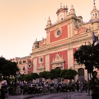 Photo taken at Iglesia del Salvador by Sevilla on 8/25/2011