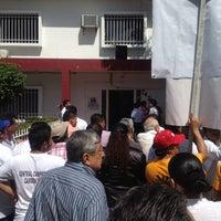 Photo taken at IEPC [Instituto Electoral y de Participación Ciudadana de Tabasco] by Sebastián D. on 7/8/2012