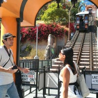 Photo taken at Angels Flight Railway by Amit V. on 10/6/2011