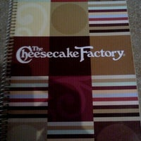 Photo taken at The Cheesecake Factory by Brandon S. on 9/7/2011