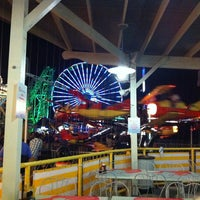 Photo taken at Jumbo's Boardwalk Grille & Eatery by Eric J. on 8/25/2011