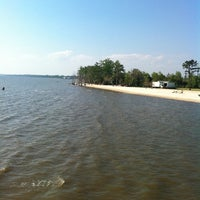 Photo taken at Fontainebleau State Park by Johnnie R. on 4/1/2011