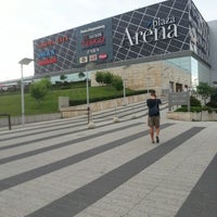 Photo taken at Arena Plaza by 🎀Petra P. on 7/11/2012