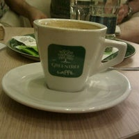 Photo taken at Greentree Caffe by Peter A. on 5/9/2011