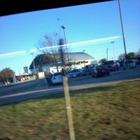 Photo taken at VIA Bus Randolph Park & Ride by Roland C. on 1/27/2012