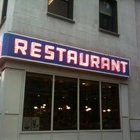 Photo taken at Tom's Restaurant by Kpwarb on 5/15/2012