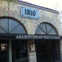 1810 Argentinian Restaurant
