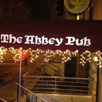 Photo taken at The Abbey Pub by van on 12/5/2011