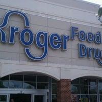Photo taken at Kroger by Steve S. on 10/8/2011