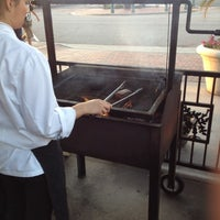 Photo taken at The Stockyard BBQ and Steaks by Cassidy B. on 4/29/2012
