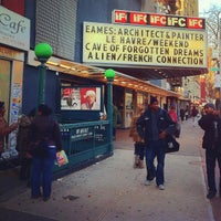 Photo taken at IFC Center by Dave S. on 12/3/2011