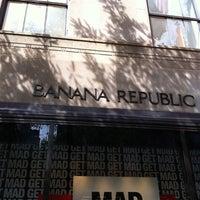 Photo taken at Banana Republic by Eric P. on 9/8/2011