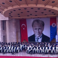 Photo taken at Bilkent University by Nihan asli E. on 6/18/2011