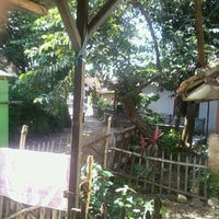 Photo taken at Jalan Cibaduyut by firly z. on 1/15/2012