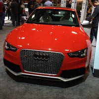 Photo taken at Washington D.C. Auto Show by P on 1/28/2012