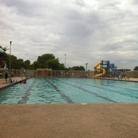 Photo taken at Roosevelt Pool by Sonji J. on 7/25/2011