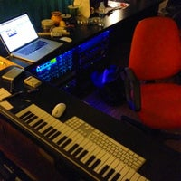 Photo taken at Sonik Studio by Paolo A. on 6/13/2012