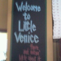 Photo taken at Little Venice Pizza by Nate E. on 9/4/2011