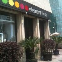 Photo taken at Element Fresh by Luke C. on 3/28/2012