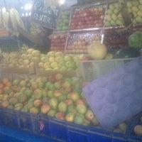 Photo taken at Karaneeswarar Vegetables And Fruits by Vasanth G. on 4/23/2011